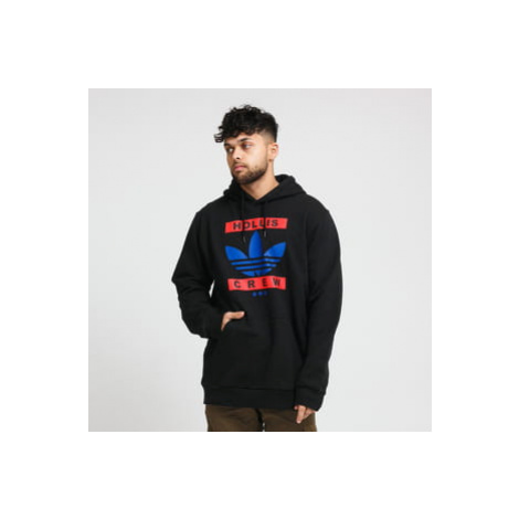 adidas Originals Run DMC Hoody černá