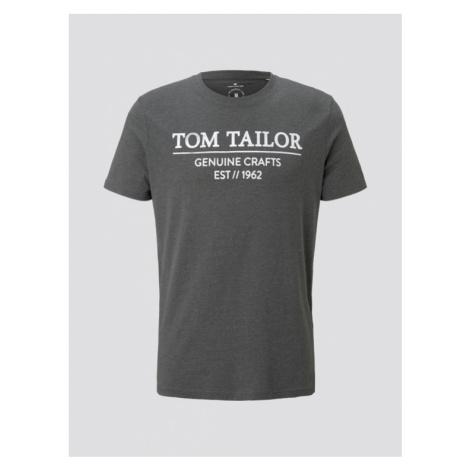 Tom Tailor pánské triko s logem 1021229/11086