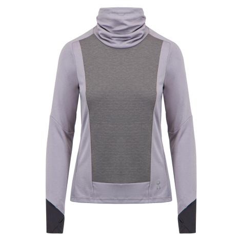 Tričko On Running WEATHER-SHIRT šedá
