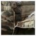 ST. LEONF kalhoty pánské TC4 kapsáče nadměrná velikost maskáče