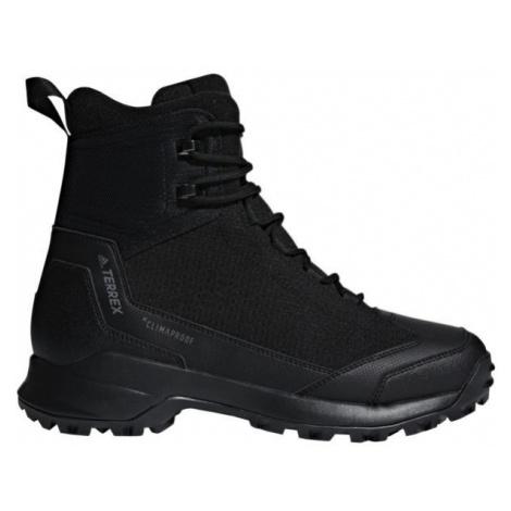 adidas TERREX HERON HIGH CW CP černá - Pánské zimní boty