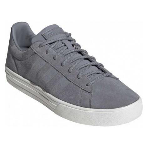 adidas DAILY 2.0 tmavě šedá - Pánské tenisky