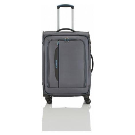 Travelite Cestovní kufr  CrossLITE 4w M 89548-04 80 l