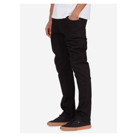 Worker Straight Fit Jeans DC Černá
