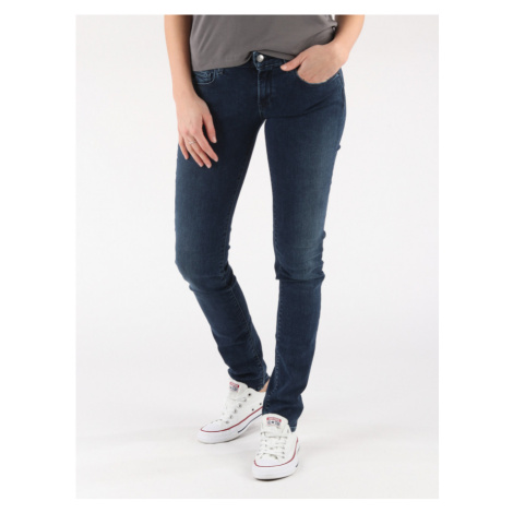 Džíny Replay WX613E Pantalone Modrá