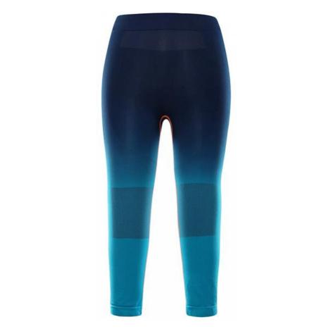 Pineios 5 zelená pánské funkční prádlo-3/4 kalhoty ALPINE PRO