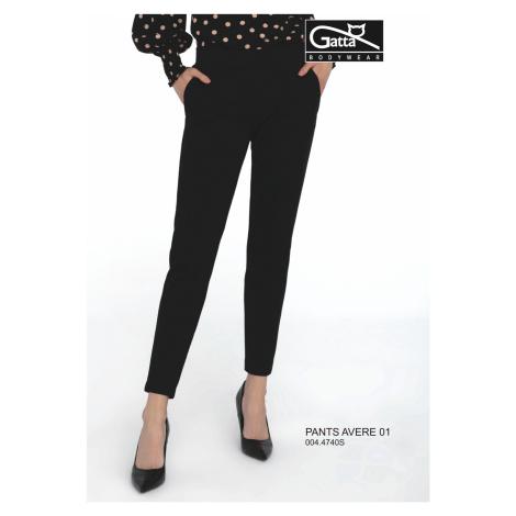 Dámské kalhoty Gatta 44740 Avere 01 černá