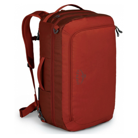 OSPREY TRANSPORTER CARRY-ON 44 Cestovní taška 2v1 10000259OSP ruffian red SD_Junior 1-6