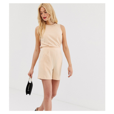 Y.A.S Tall tailored playsuit