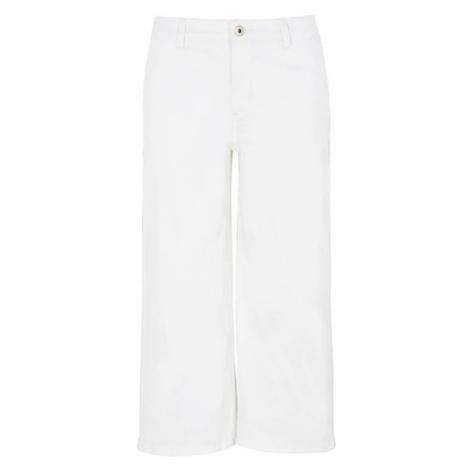 Strečové džíny střihu culotte. Cellbes