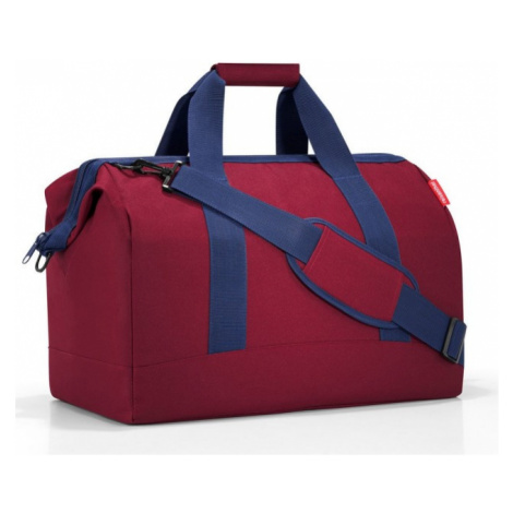 Cestovní taška Reisenthel Allrounder L Dark ruby