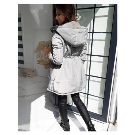 MILO women's coat gray TY1353 DStreet