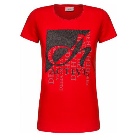 Tričko Deha ACTIVE červená