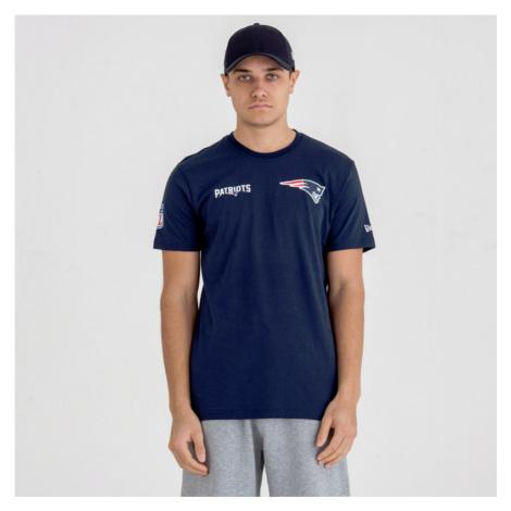 Pánské tričko New Era Established Number NFL New England Patriots