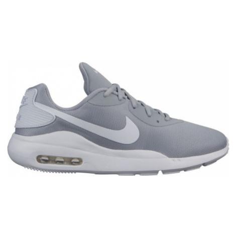Nike AIR MAX OKETO šedá - Pánská volnočasová obuv
