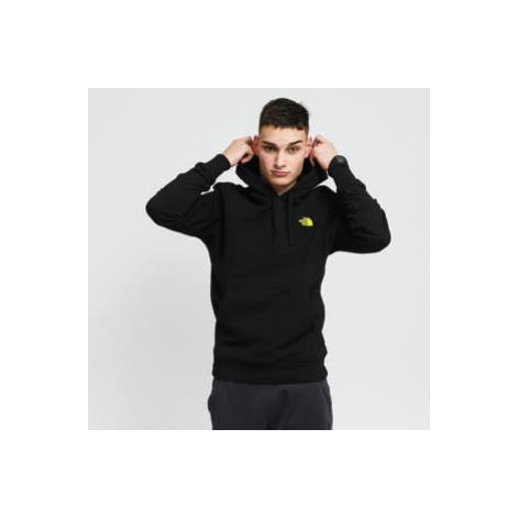 The North Face M Black Box Hood Fleece černá