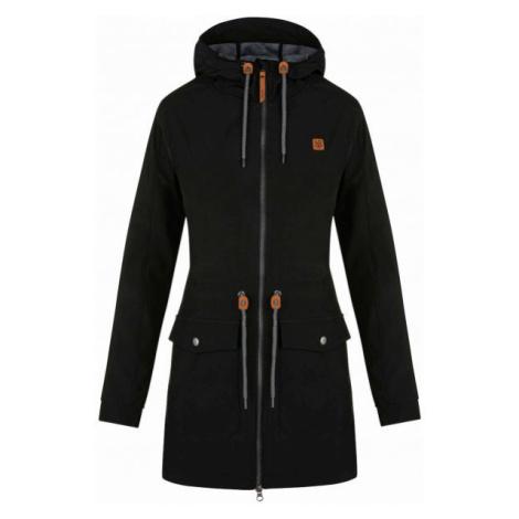 Loap LASSI černá - Dámský softshellový kabát