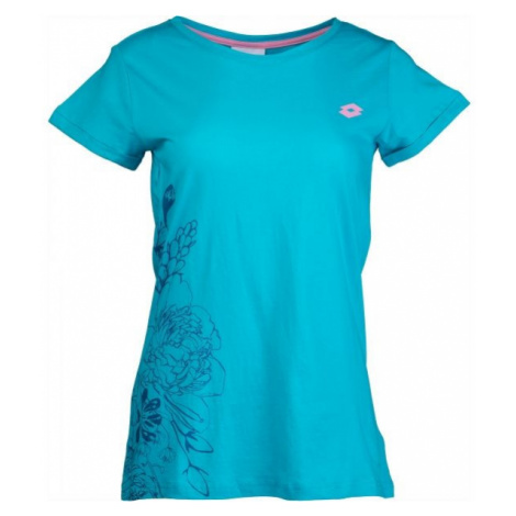 Lotto ELSA modrá - Dámské triko