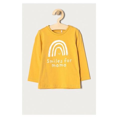 Name it - Dětské tričko s dlouhým rukávem 56-86 cm