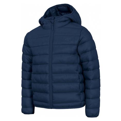 Dětská teplá bunda 4F