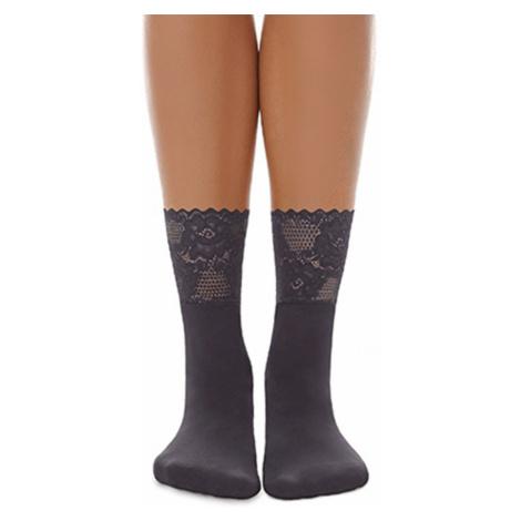 Dámské ponožky Fumi 80 DEN Bas Bleu