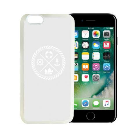 iPhone 7/8 kryt gumový soft námořník