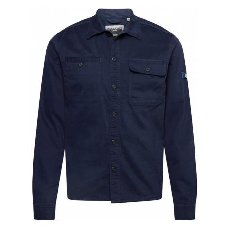JACK & JONES Košile 'Ben' námořnická modř