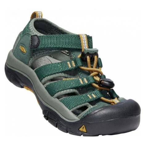Keen NEWPORT H2 zelená - Dětské sandály