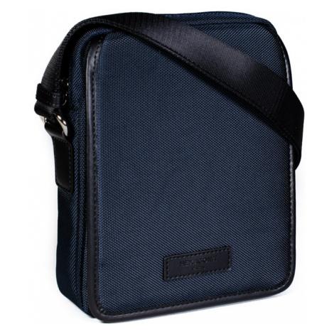 Pánská taška crossbody Hexagona D72283 modrá