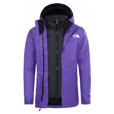 THE NORTH FACE G Freedom Triclimate, Peak Purple