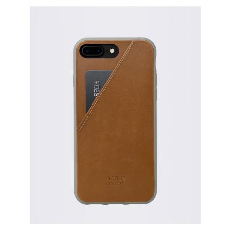 Native Union Clic Card iPhone 7+/8+ TAN/TAU