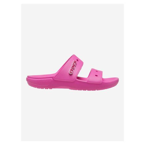 Classic Crocs Pantofle Crocs Růžová