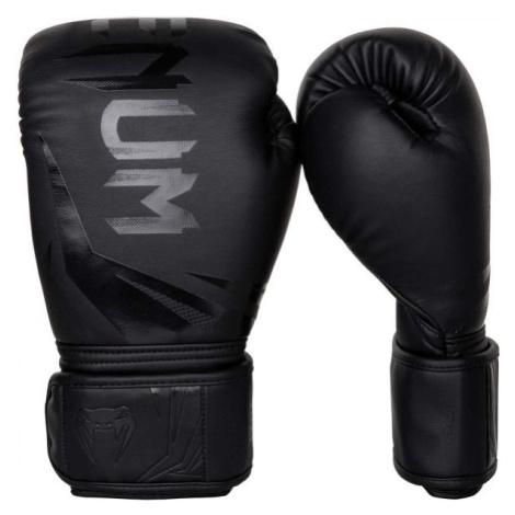 Venum CHALLENGER 3.0 BOXING GLOVES černá - Boxerské rukavice