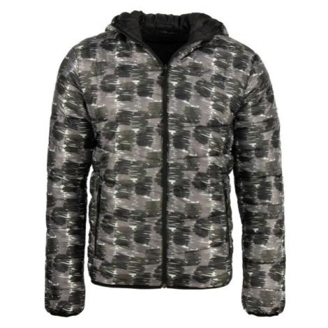 ALPINE PRO AMOS černá - Pánská bunda