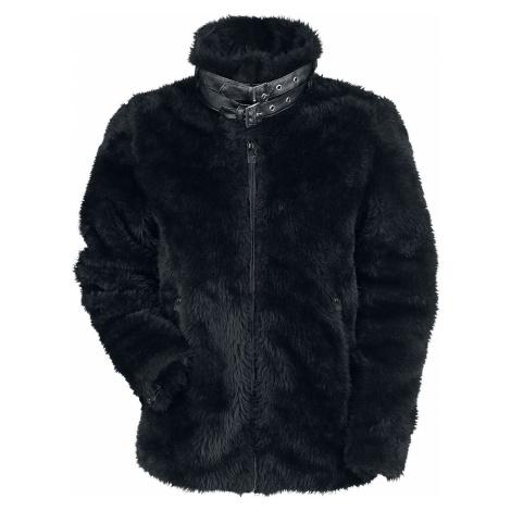 Black Premium by EMP Hungry Like the Wolf dívcí bunda černá