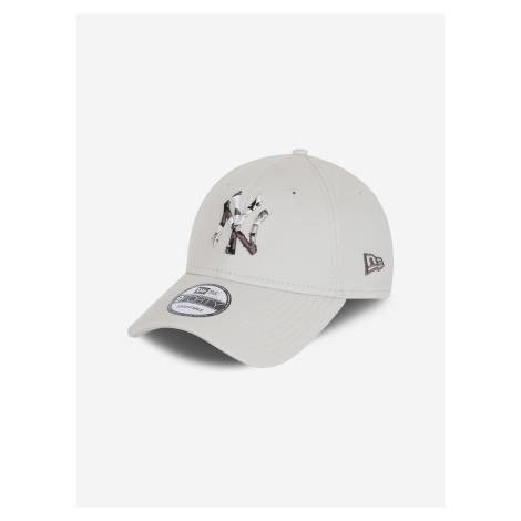 940 MLB New York Yankees Kšiltovka New Era Šedá