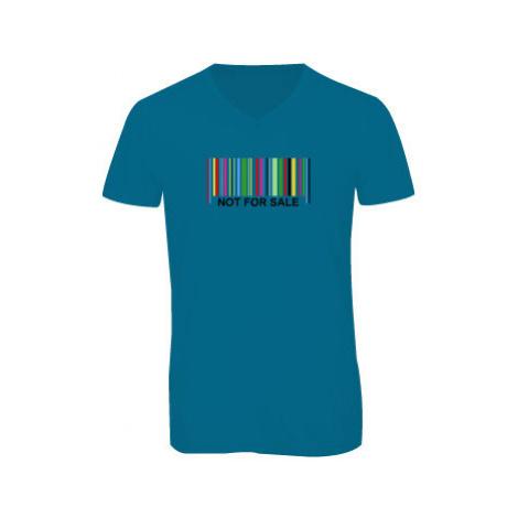 Pánské triko s výstřihem do V Not for sale