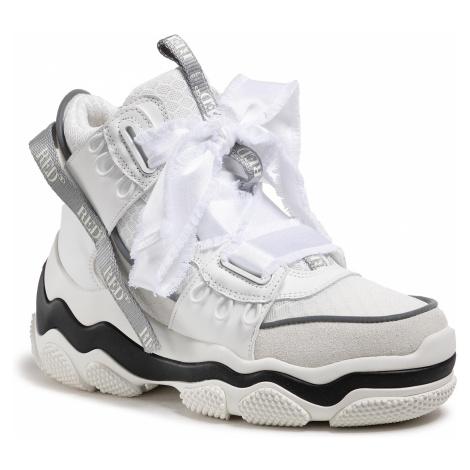 Sneakersy RED VALENTINO - VQ2S0F32 Bianco/Bianco 0BO