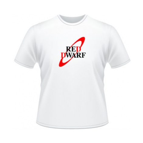 Pánské tričko na tělo Červený trpaslík