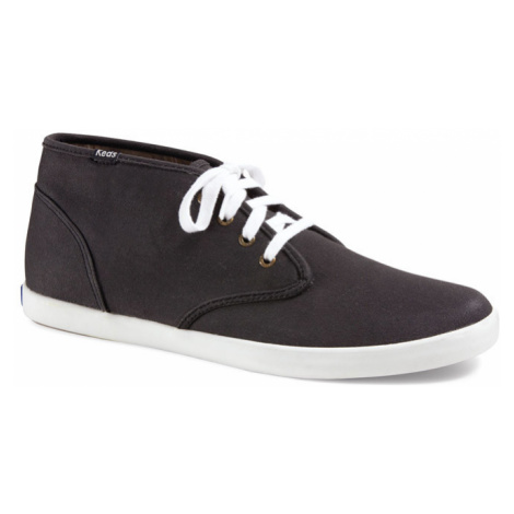 Champion Chukka Lo Rise Army Twill Black Keds