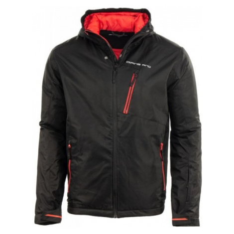 ALPINE PRO QUARTZ 3 černá - Pánská lyžařská bunda