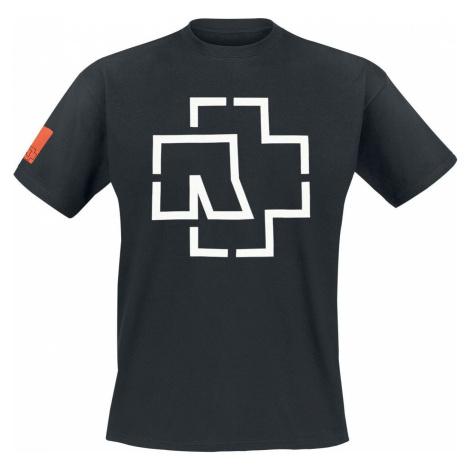 Rammstein Logo Tričko černá