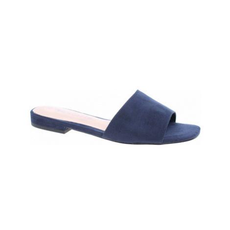 Tamaris Dámské pantofle 1-27104-22 navy Modrá