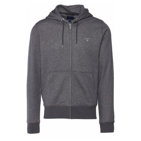 MIKINA GANT THE ORIGINAL FULL ZIP HOODIE