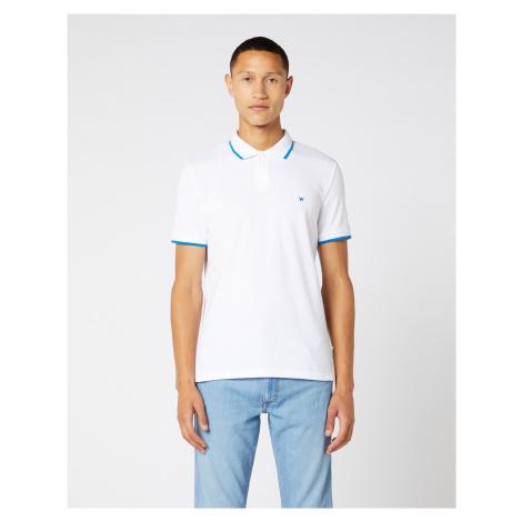 Wranlger pánské tričko s límečkem W7D5K4989 Wrangler