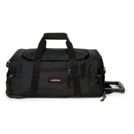 EASTPAK Cestovní taška v černé barvě EASTPAK LEATHERFACE S