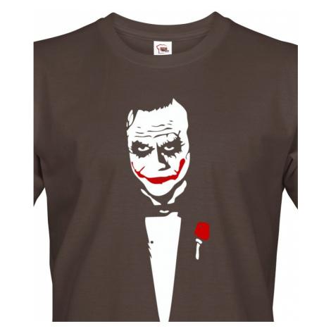 Pánské tričko Joker - superpadouch z DC komiksů na triku BezvaTriko