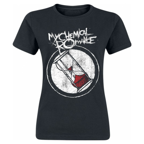 My Chemical Romance Hourglass Combo dívcí tricko černá