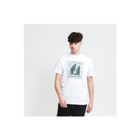 The North Face M Warped Graphic Tee bílé