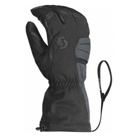 Scott ULTIMATE PREMIUM GTX černá - Lyžařské rukavice